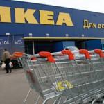 IKEA приостановила продажи мебели и бытовой техники