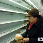 В Белоруссии заморозили цены на продукты