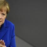 Меркель выступила за возобновление переговоров по «Южному потоку»