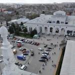 Украина прекратила автомобильные перевозки в Крым
