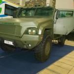 «КамАЗ» передал Минобороны бронированные машины «Тайфун»