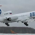 UTair сократит самолетный парк почти на 40%