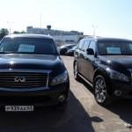 Infiniti подняла цены на автомобили в России