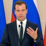 Медведев: Украине предстоит социально-экономический коллапс