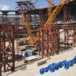 На строительство стадионов в Ростове и Саранске выделили 36,7 миллиарда рублей
