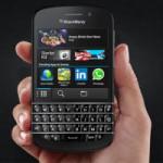 BlackBerry значительно сократил свои потери