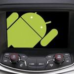 Google представит Android для автомобилей