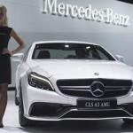 Дилеры сообщили о росте цен на автомобили Mercedes до 40%