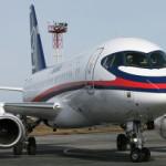 Мексиканская авиакомпания получила очередной Sukhoi Superjet