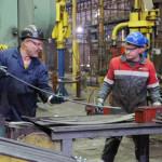ВВП России упал впервые за пять лет