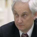 Белоусов ожидает снижения ключевой ставки до лета