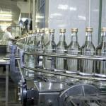 Производство российской водки в 2014 году показало рекордное падение