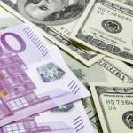 Курс евро к доллару впервые с 2003 года опустился ниже 1,15 евро