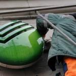 Чистая прибыль Сбербанка упала на 19 процентов