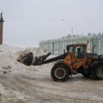 Смольному не хватает 5 млрд рублей, чтобы хорошо чистить город от снега