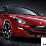 Peugeot RCZ убрали с российского рынка