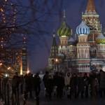 В ночь перед Рождеством общественный транспорт Москвы будет работать дольше