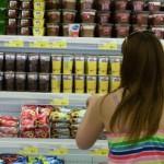 Магазины центра России держат «предновогодние» цены
