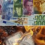 Citigroup потерял $150 млн после отказа Швейцарии от потолка курса франка