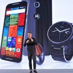Motorola перенесла начало продаж телефонов в России