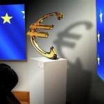 Еврозону накрыла дефляция