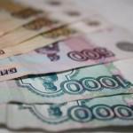 Рубль продолжает падение к доллару и евро
