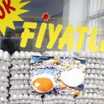 Украина оставила Россию без турецких яиц