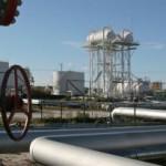 Российский газ поступает на территорию ДНР
