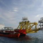 Стоимость нефти марки Brent упала ниже $58 за баррель