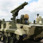 РФ покажет натурные образцы танка Т-90 и ПТРК «Хризантема-С» в ОАЭ