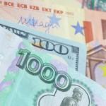 Евро вырос почти на три рубля