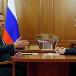 Медведев утвердил кандидатов в совет директоров «Газпрома»