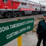 Торговый оборот между Россией и Китаем сократился на треть