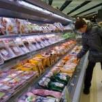В Киеве ограничили продажу продуктов