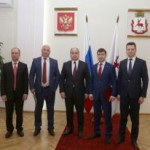 Олег Кондрашов подписал соглашения с четырьмя крупными банками