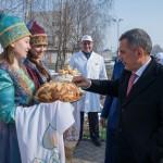 Министр сельского хозяйства РФ посетил в Татарстане тепличный комбинат «Майский»