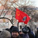 В Тюмени устроили митинг против повышения цен на проезд