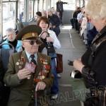 183 млн руб. выделено на перевозку ветеранов во время празднования Победы