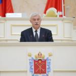 Полтавченко подписал антикризисный план-график на три года