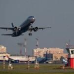 Сократилось число авиарейсов из Лондона в Москву