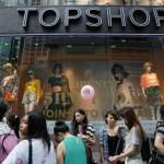 Topshop начал онлайн-продажи в России