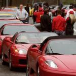 Ferrari поделили на двоих