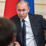 Путин одобрил продление льготных цен на газ для Украины