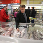 Годовая инфляция в России упала впервые за 10 месяцев