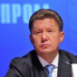 Миллер привязал размер скидки на газ для Украины к нефтяным ценам
