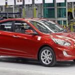 Кризис добрался до завода Hyundai в Петербурге
