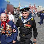Ветеранов поздравят с Днем Победы из космоса