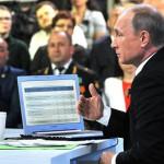 Путин пообещал проконтролировать выплату зарплат рабочим Восточного