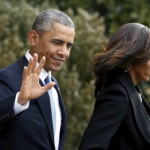 Обама с супругой заработали за год полмиллиона долларов