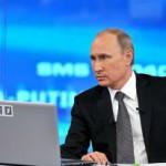 Владимир Путин ответил на вопрос жительницы Тольятти